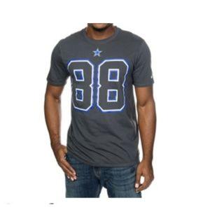 Dallas Cowboys Nike Dez Bryant #88 Travel Name